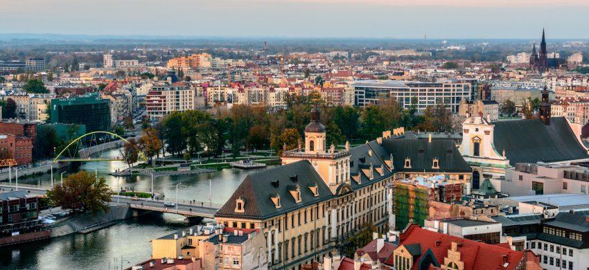 informacje o mieście Wrocław