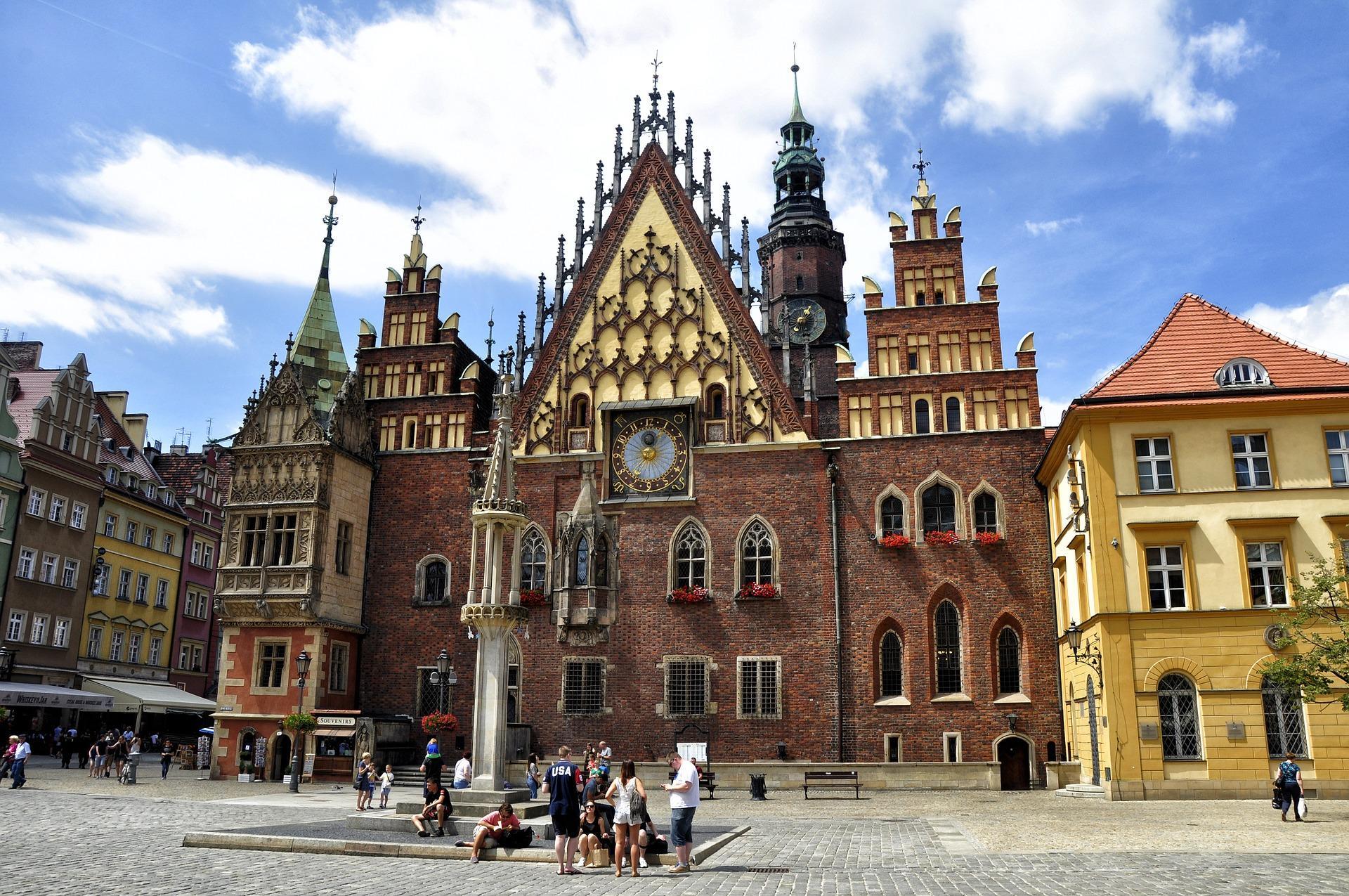 praca w turystyce Wrocław